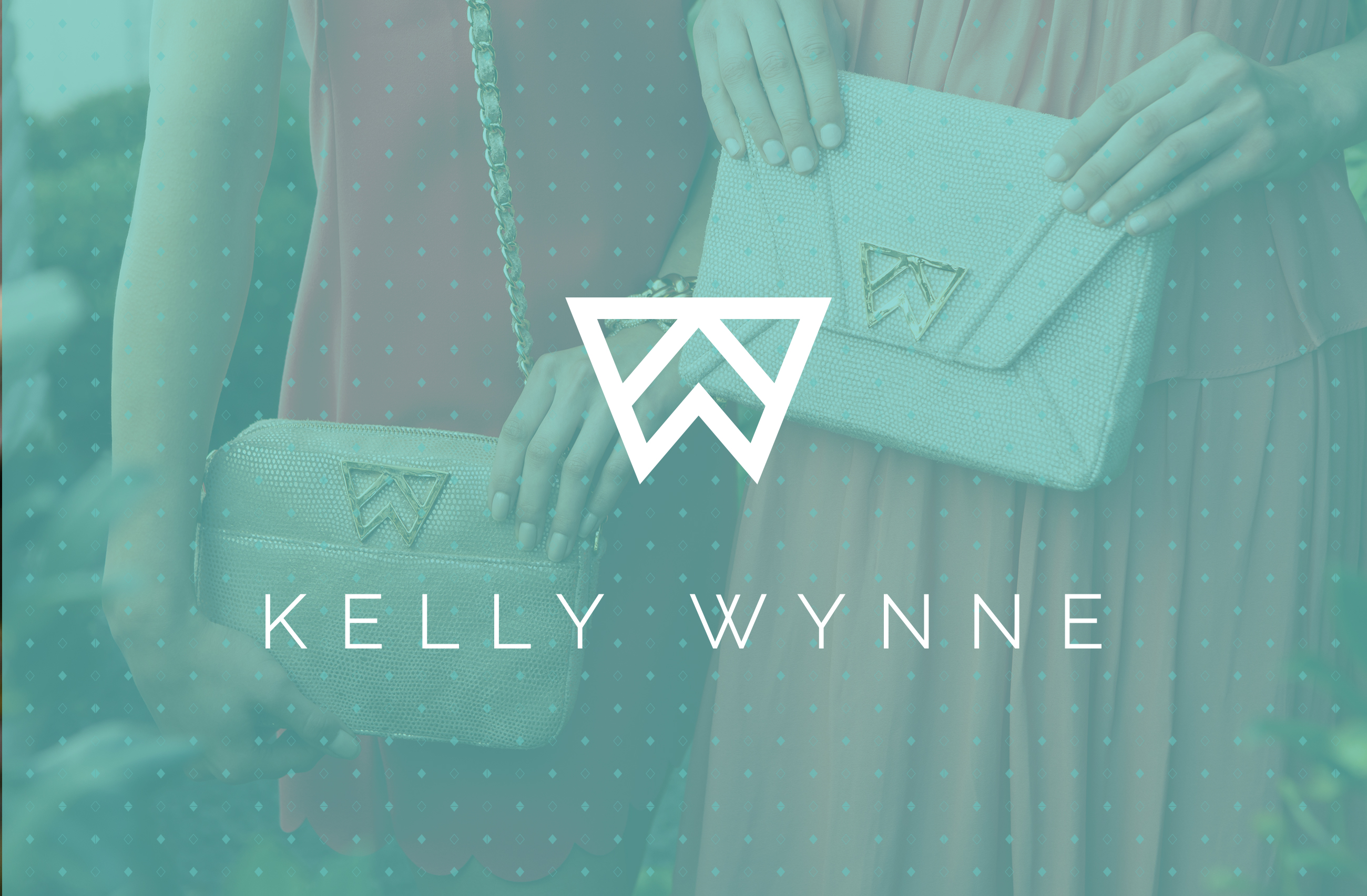 KellyWynne Portfolio Large Logo Intro Opt2