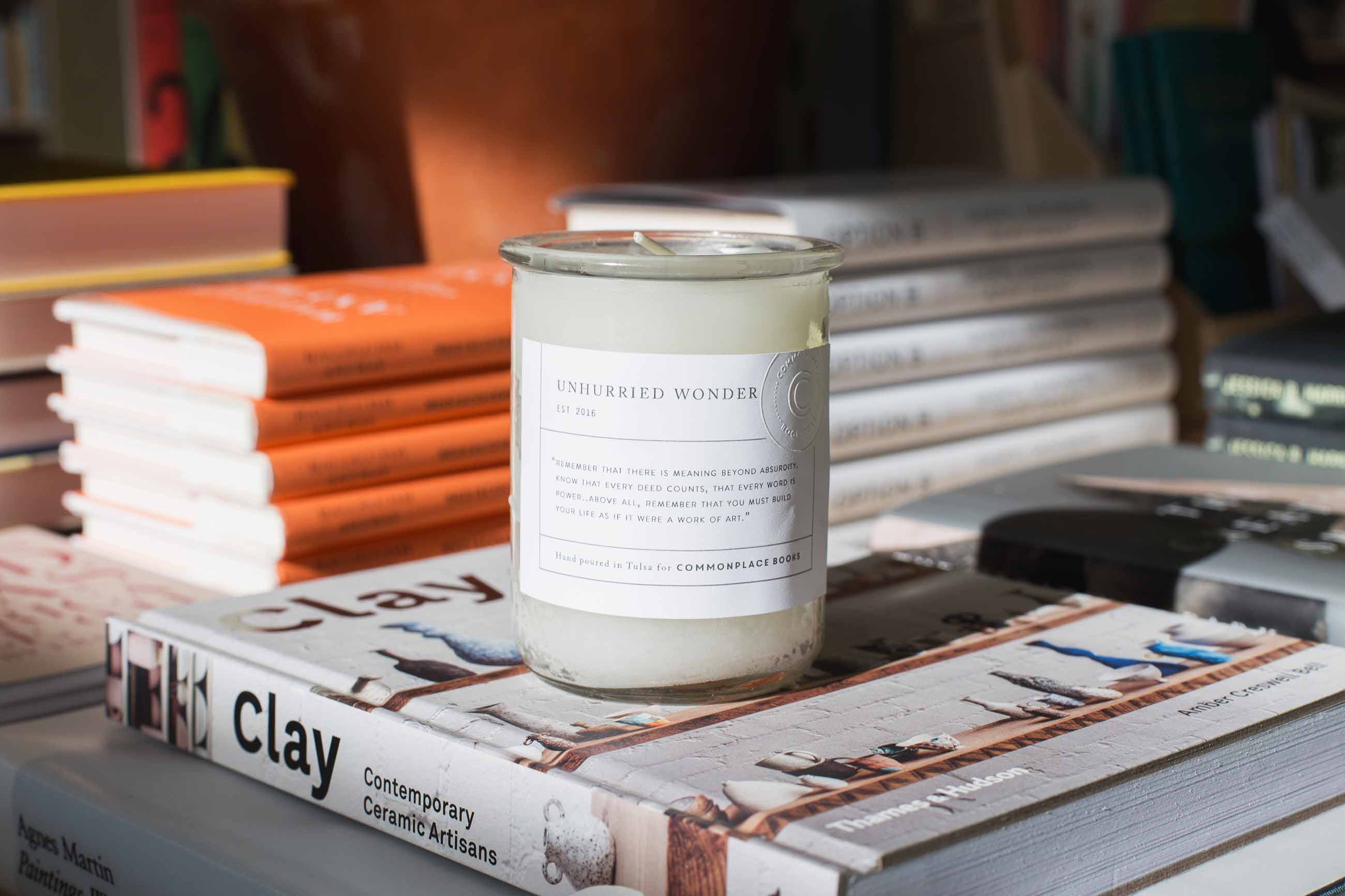 CPB CommonplaceBooks Candle