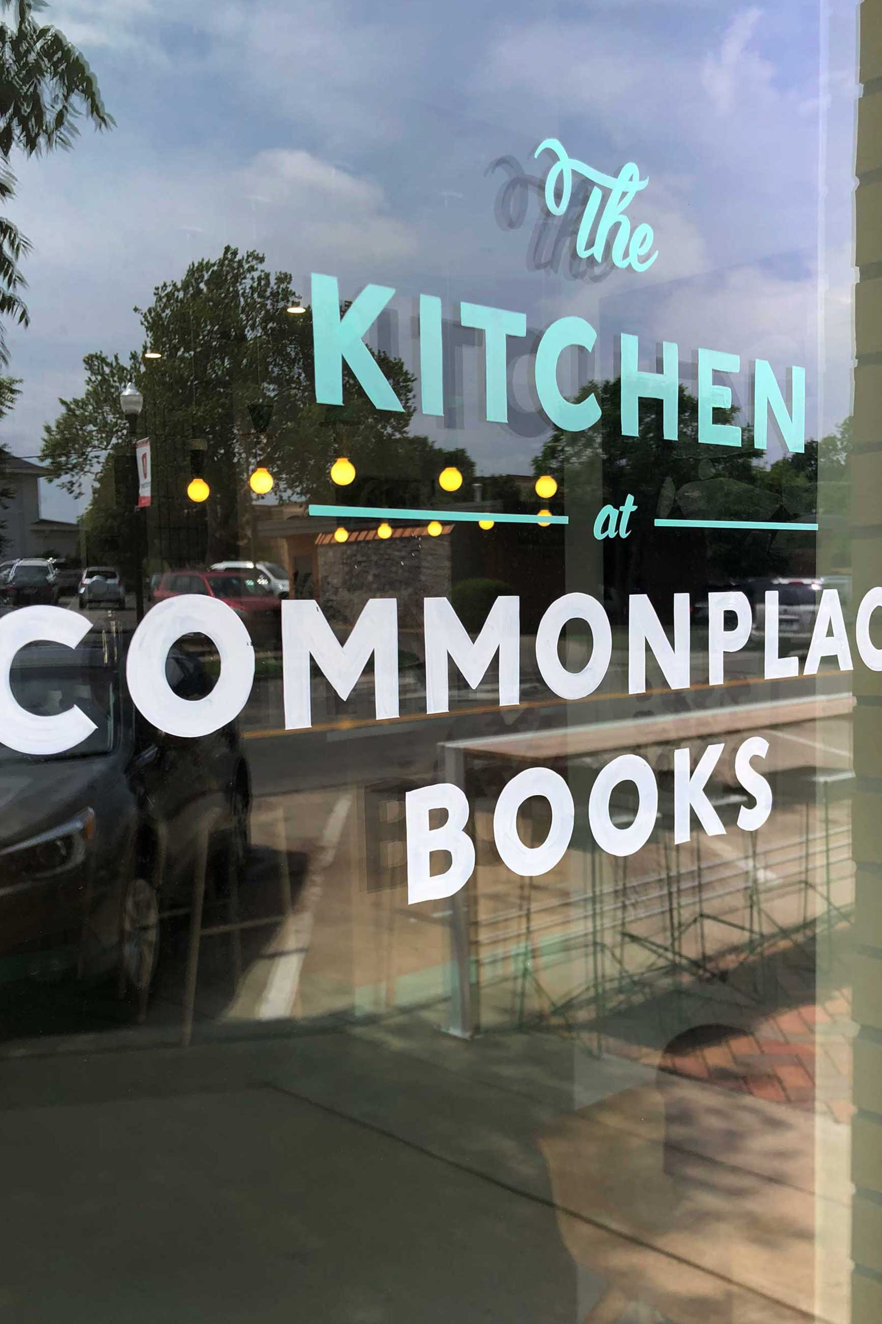 Commonplace Kitchen Window